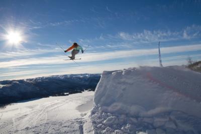 Alpine utfordringer, parker, skisenter, slalom, jibbing, Geilo, Hemsedal, Sudndalen, Ål, Gol, Golsfjellet, Nesbyen, Flå, Hallingdal